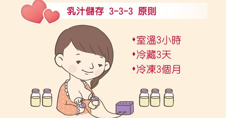 母乳保存與回溫