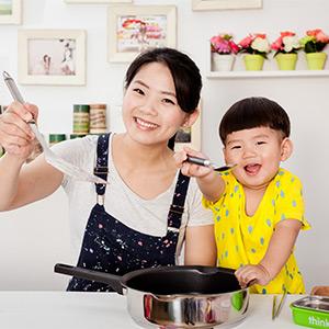 外食家庭的營養「挑食」法