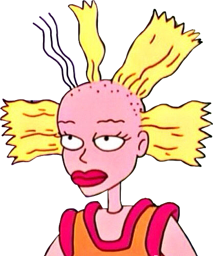 Cynthua from rugrats