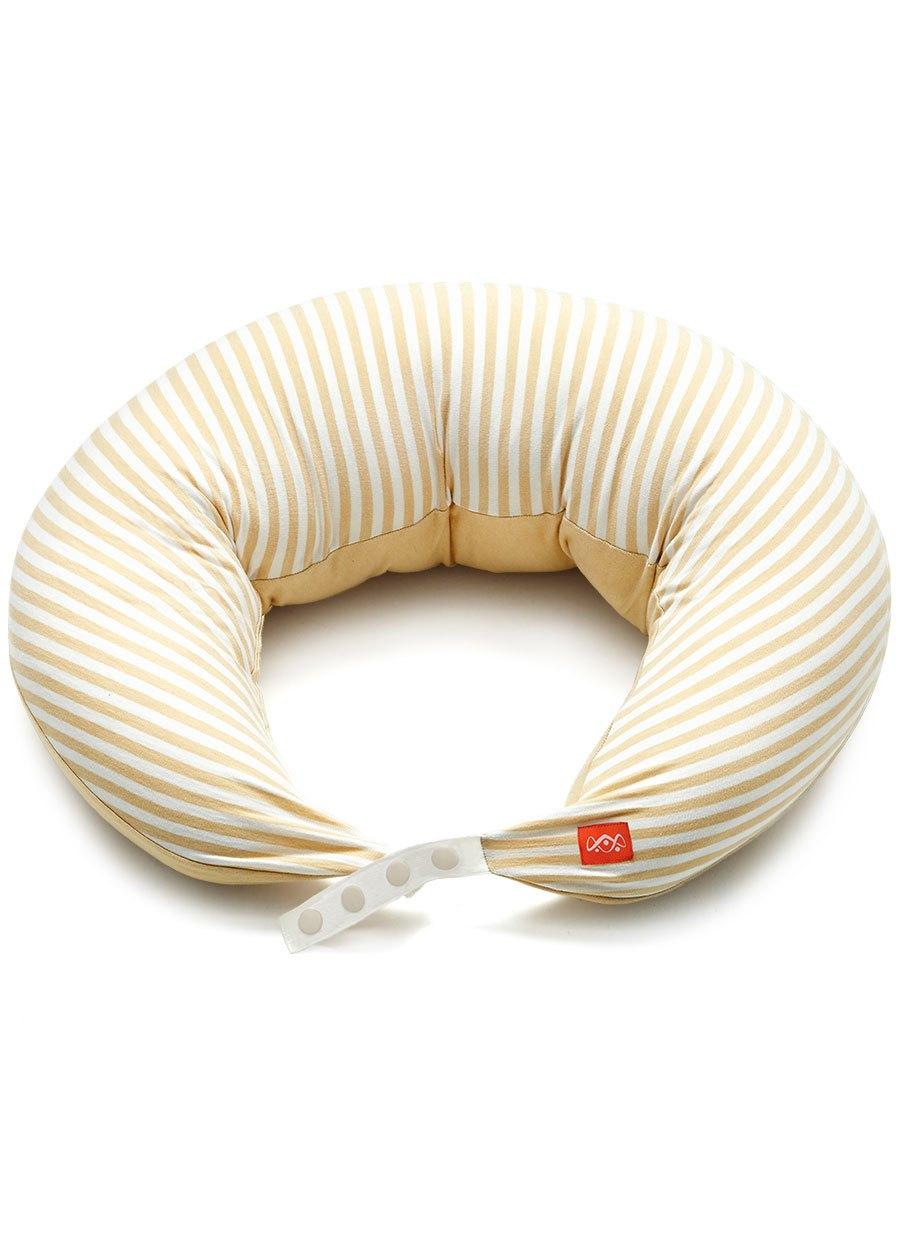 智慧調溫抗菌萬用枕-月亮枕套(安全釦版)