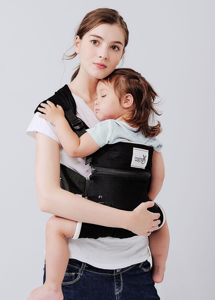 4D環抱式嬰兒背帶二代