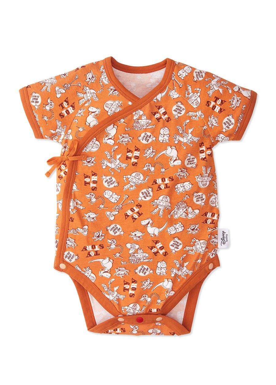 新生兒Q彈棉質包屁衣(2入)-玩具總動員