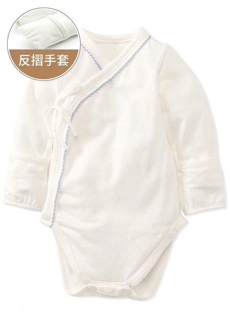 新生兒厚版內著包屁衣