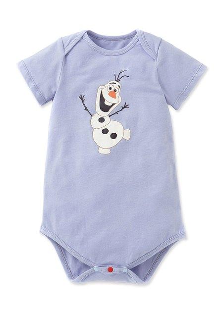 迪士尼冰雪奇緣雪寶包屁衣