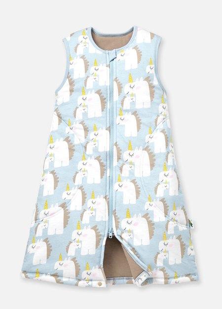 獨角獸調溫抗菌嬰兒睡袋(防踢被)