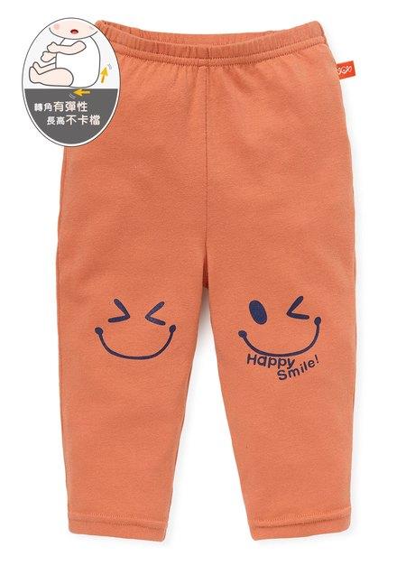 嬰幼兒Q彈純棉內搭褲(10分)-笑臉