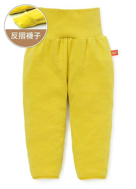 新生兒Q彈棉質護肚褲(10分)-素色