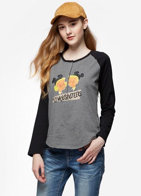 復刻版米老鼠孕哺T恤