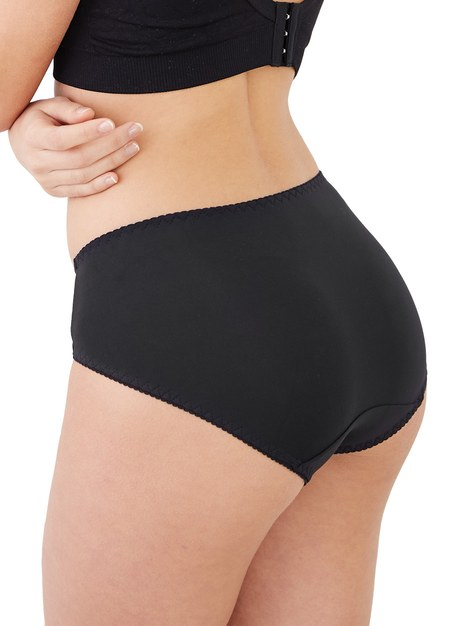 抗菌涼感中低腰內褲(2入組)