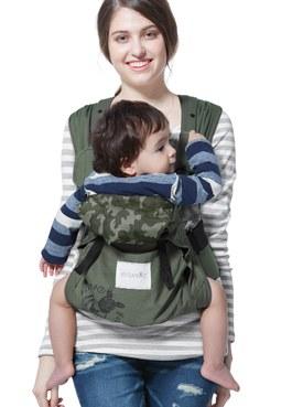 Hugaroo 環抱式育兒背帶