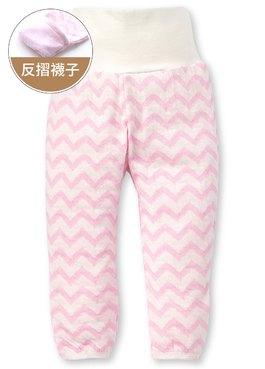 水波紋新生兒內著褲