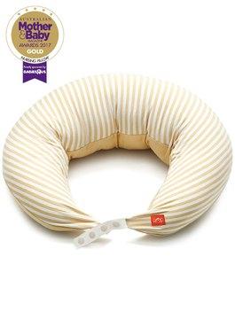 智慧調溫抗菌萬用枕-月亮枕(枕心x1+枕套x1)