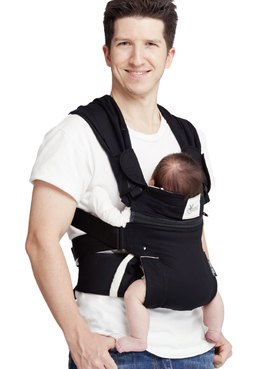 4D環抱式嬰兒背帶(門市展示品)
