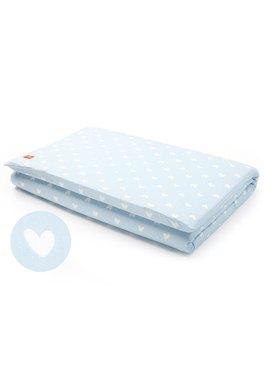 愛心床墊套(120X60cm)