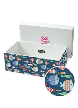 芬蘭嬰兒床裝飾貼紙