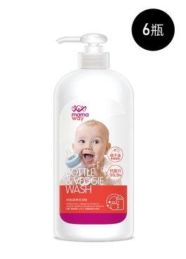 抗菌奶瓶蔬果洗潔精(6罐)