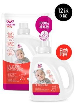 抗菌防蟎洗衣精(1000g補充包)