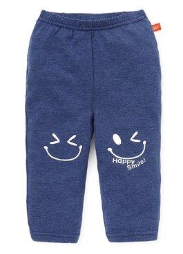 嬰幼兒Q彈純棉內搭褲(10分)-笑臉(預購)