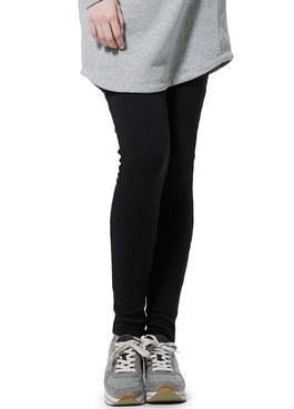 孕期厚刷毛貼腿褲