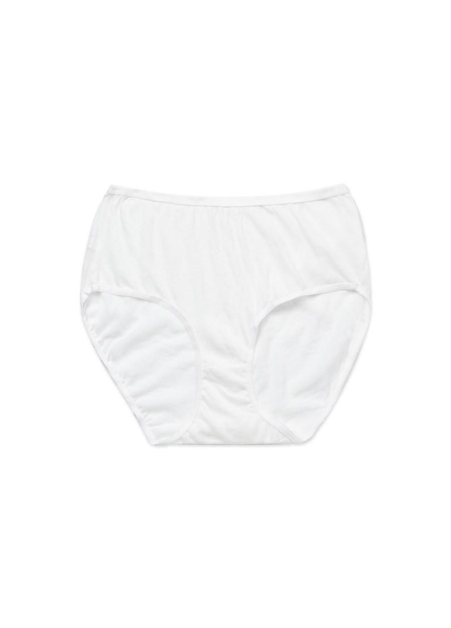 高腰款一次性衛生免洗內褲(4入/包)