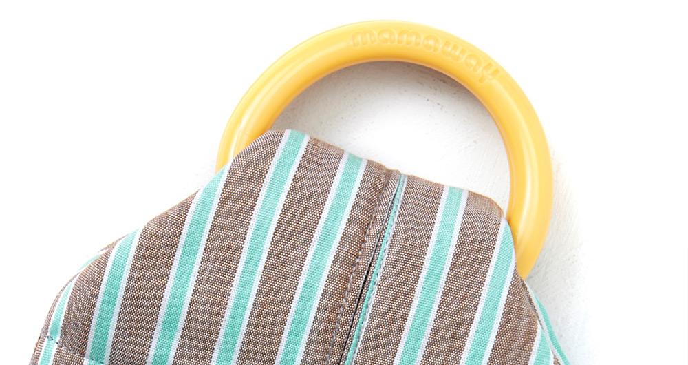 薄荷巧克力育兒哺乳背巾