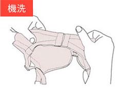 全機能條紋無縫哺乳內衣