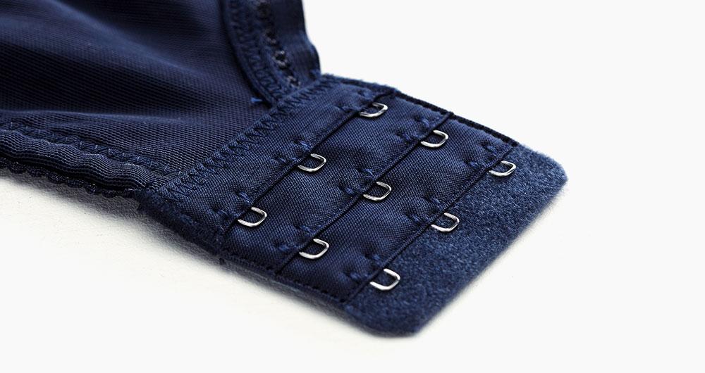 格紋高機能調整型哺乳內衣