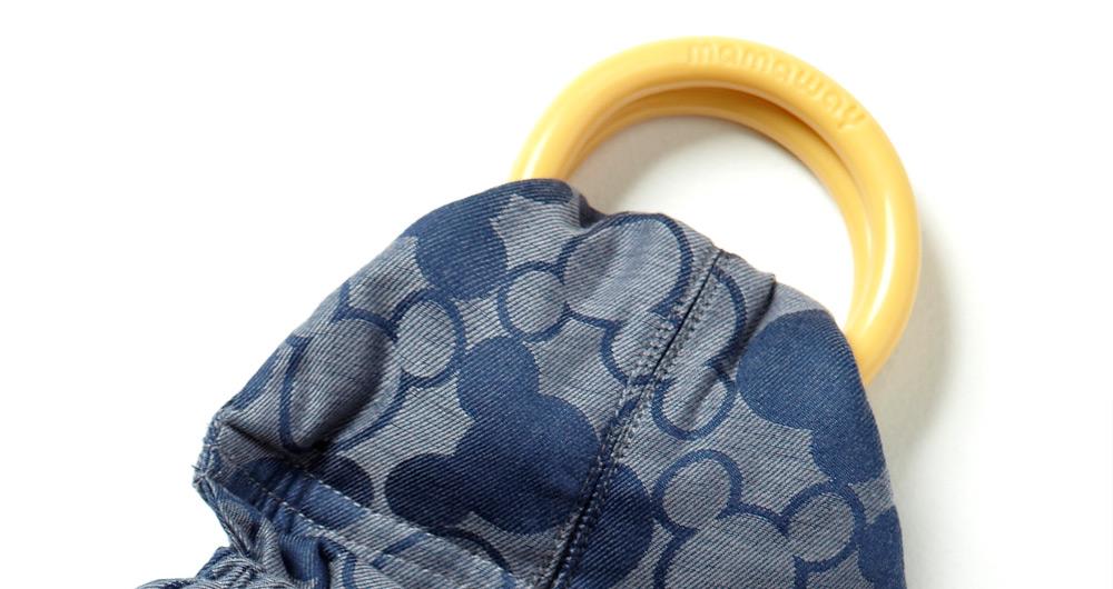 迪士尼米奇萬花筒育兒哺乳背巾(藍色)
