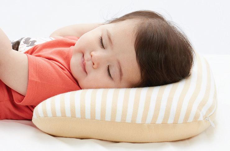 寶寶枕 智慧調溫抗菌成長寶貝枕