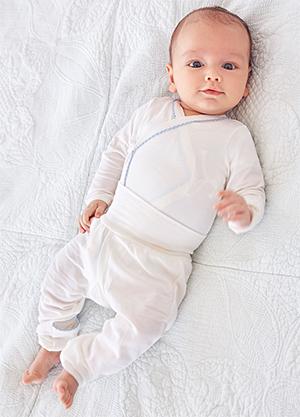 新生兒內著包屁衣