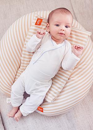 智慧調溫抗敏防蟎寶寶枕