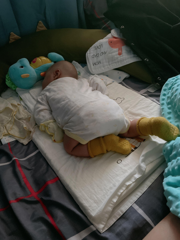 床墊上也睡的很安穩,還不會流汗