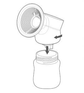 吸乳器 擠乳器 雙邊電動吸乳器(SW-01)