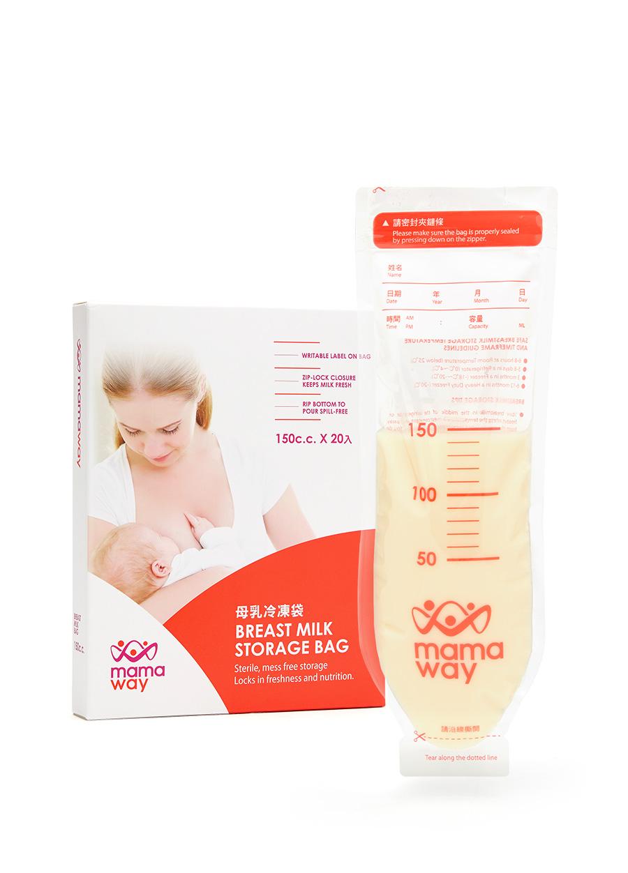 mamaway母乳冷凍袋(150ml/20入)