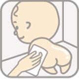 嬰兒超柔乾濕兩用巾
