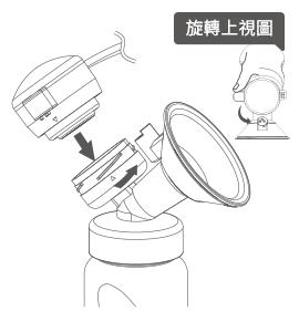 吸乳器 熱敷雙邊電動吸乳器