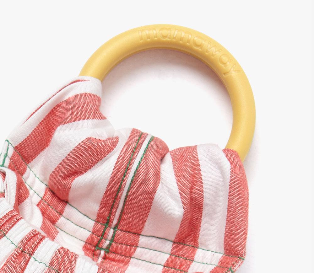 番茄起司育兒背巾