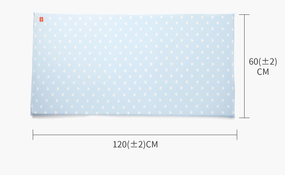 Love mattress cover