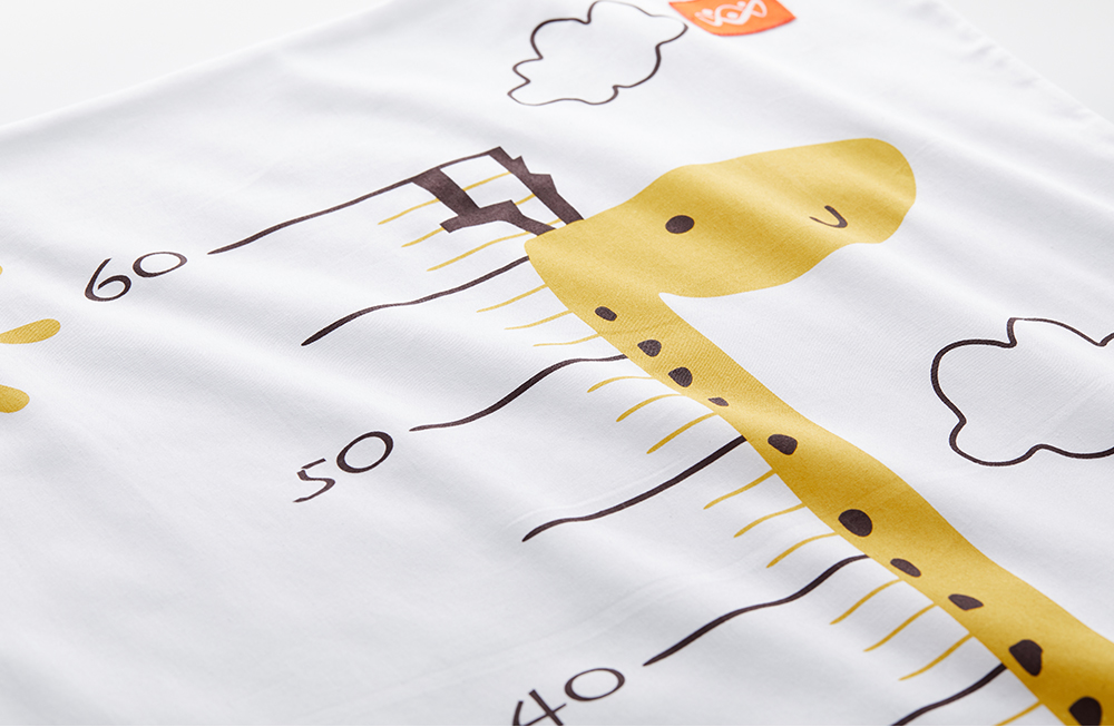 長頸鹿芬蘭床墊套