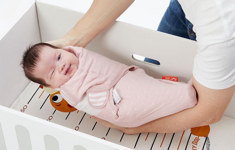 彈簧狗芬蘭嬰兒床墊套