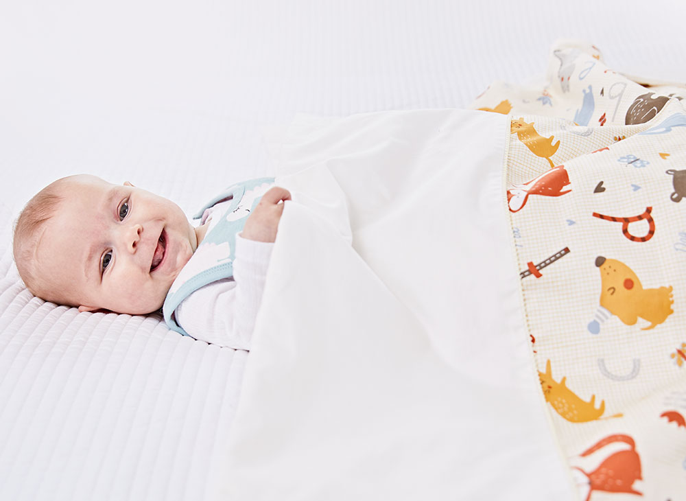 寶寶安撫被組