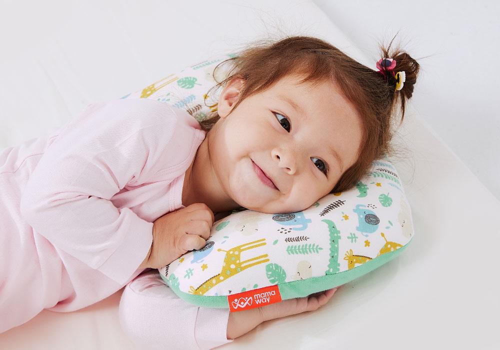 寶寶枕 智慧調溫醫療等級抗菌泡棉枕