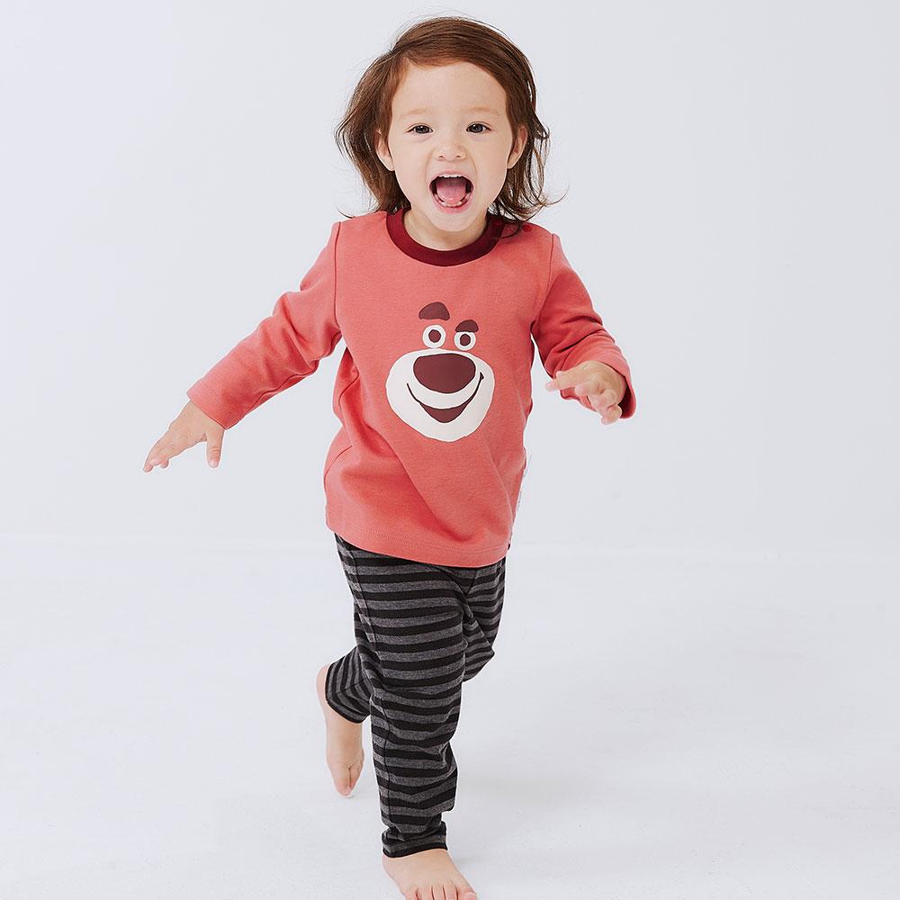 嬰幼兒保暖內搭褲(10分)-條紋